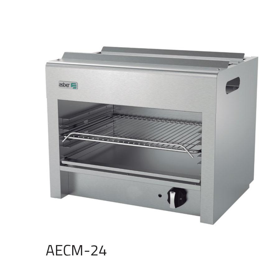 CHEESE MELTER A GAS AECM-24