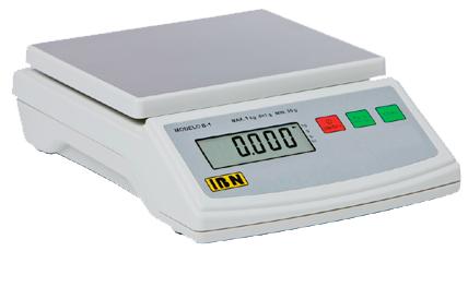 BASCULA PORCIONADORA CAP. 5 kg x 1 g (CON CARGADOR)