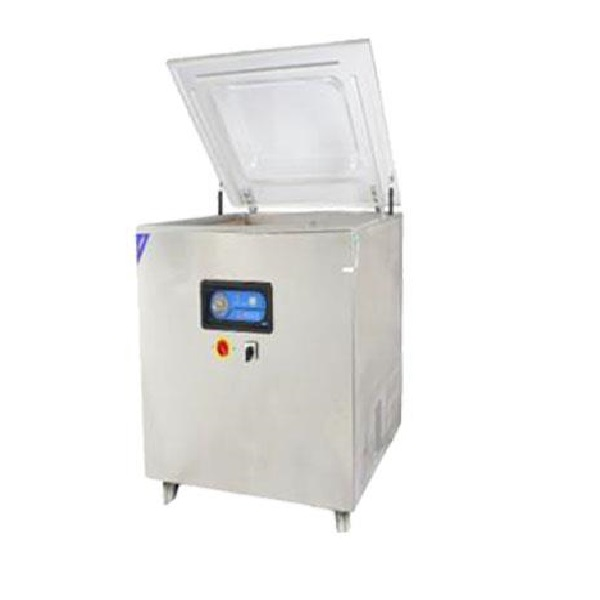 EMPACADORA AL VACÍO DE PISO CON INYECCION DE GAS DZQ-800B (GAS)